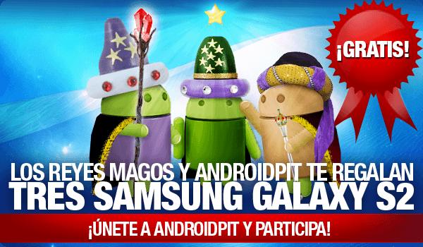 concurso android samsung