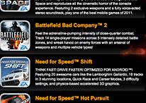 Sony y EA sacan más juegos para el Sony Xperia Play