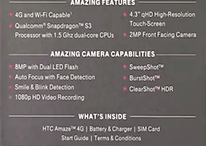 [Vídeo] HTC Amaze: primer vistazo
