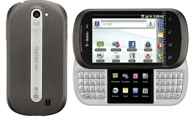 LG doubleplay