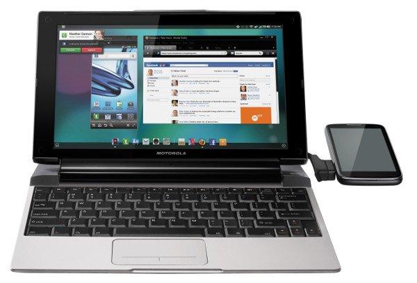 Motorola Lapdock 2