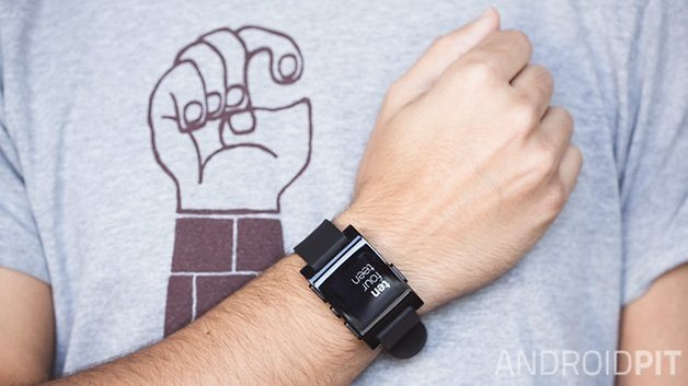 Pebble androidpit