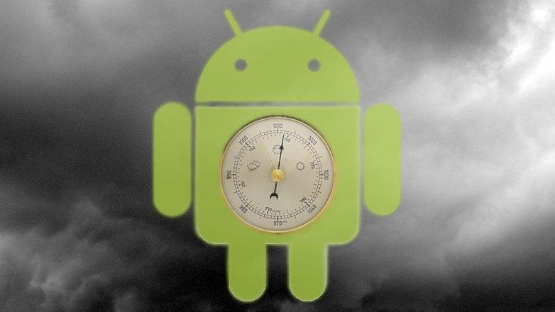 Android Barómetro