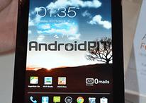 MWC 2013 - Nuevo Fonepad de ASUS, un tablet un poco smartphone