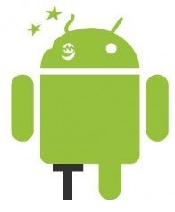 Android se rompen mas que Blackberry