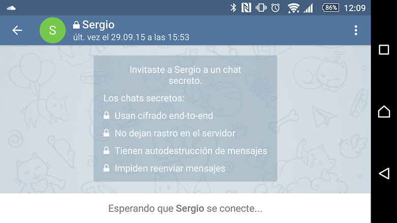 chatsecretotelegram