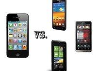 Comparación del iPhone 4S con la Fórmula 1 de los Smartphones de Android