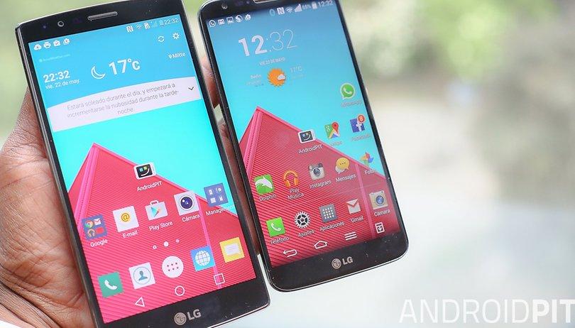 Telas de smartphones: quanto maior melhor ou vice-versa?