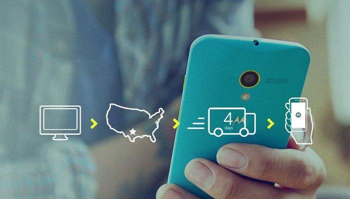 O Android 4.4.3 chegará à série Moto no Brasil com Moto Maker?