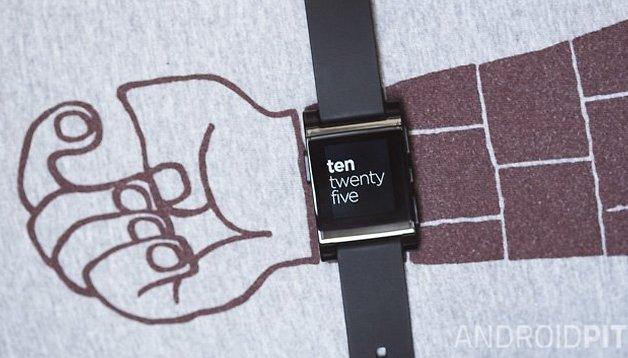 Pebble, el rey plebeyo de los smartwatches