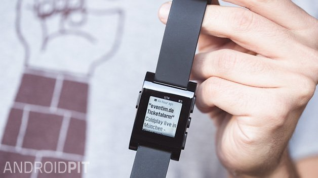 pebble notificaciones