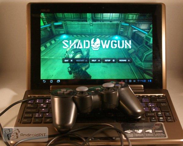 Shadowgun para Android