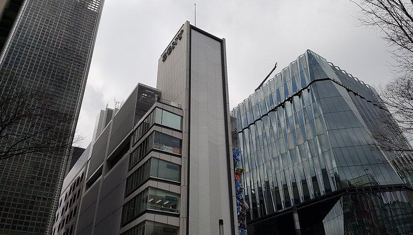 Un paseo por el Sony Building en Tokyo