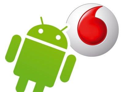 Galaxy Nexus Vodafone