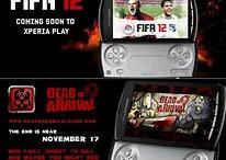 Dead For Arrival y FIFA 12 llegan al Xperia Play