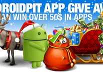 App Give Away Update– AndroidPIT Giving Away $50 In AppCenter Credit For Best Comments