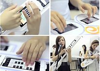 Chinese (Android) Girl Band Cranks It Up To 11