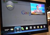 [Video] Updated Google TV Seen at CEDIA Sporting Android Honeycomb