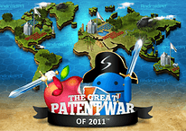 [Infographic] The Great Patent War Of 2011™: Samsung vs. Apple