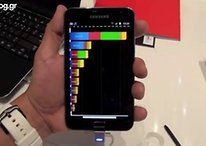 [Video]Samsung Galaxy Note Blows Past Benchmarks