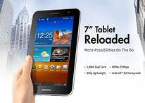 Se anuncia el nuevo Galaxy Tab 7.0 Plus
