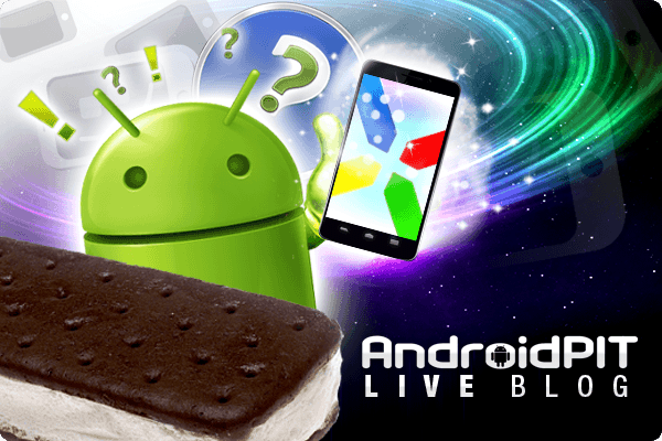 Live Now And Exclusive: Ice Cream Sandwich and Nexus Prime ...