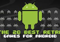 Top 20 des meilleurs jeux rétro pour Android