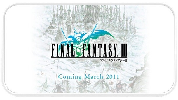 Android Final Fantasy 3