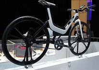 The Bike Redefined: Samsung Galaxy S2 Concept E-Bike