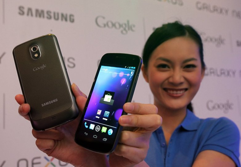 Android Samsung Galaxy Nexus Release US, Canada, Australia