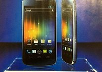 [Update] First Confirmed Galaxy Nexus Photo And Spec Sheet