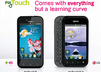 T-Mobile announces LG myTouch and myTouch Q