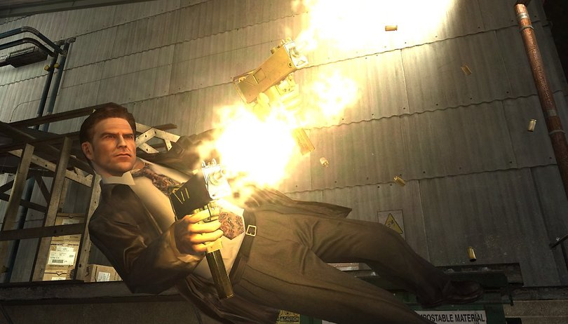 Rockstar Games Announces Max Payne HD For Mobile Devices