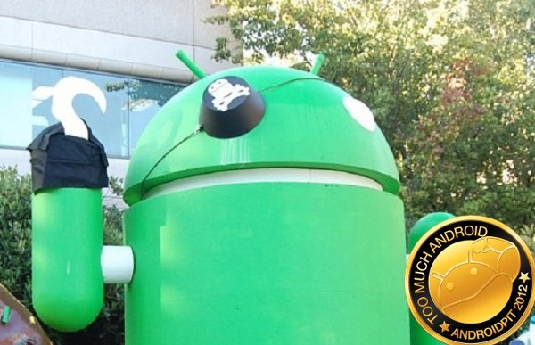 TMA Android Goes Pirate!