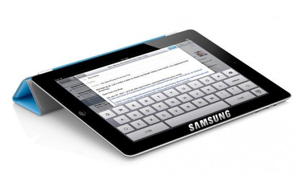 Samsung's New iPad Killer Supertablet
