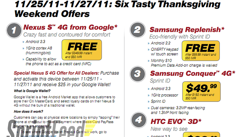 Black Friday Android Deals: Complete List Of Best Android Specials