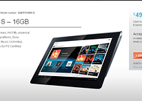 Sony Tablet S up for September 16 US launch, sticker price $499.99