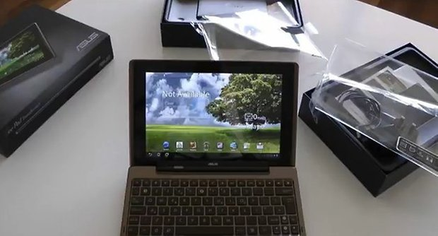 ASUS transformer to get Android 4.0